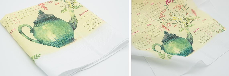 El Regalo perfecto de Navidad un pañuelo calendario 2019